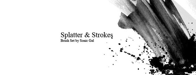 Splatter Strokes