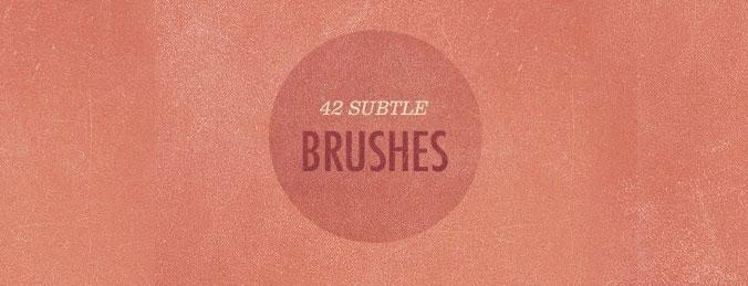 Subtle Brushes