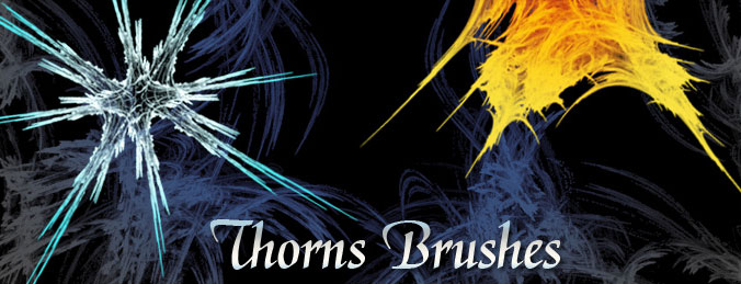Thorns Brushes