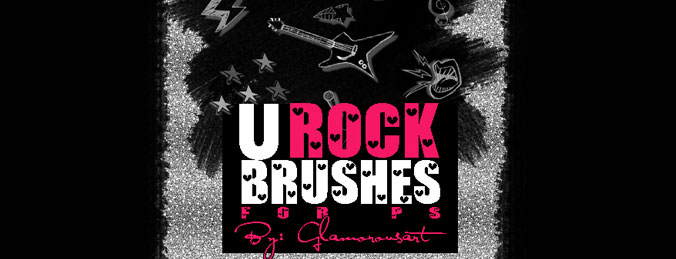 U Rock Brushes