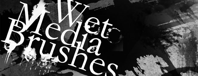 Wet Medium Brushes