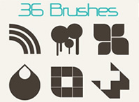 36 Vector Brushes