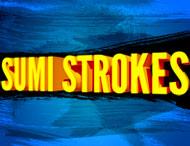 82 Sumi Strokes
