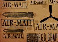 Airmail Brushes