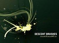 Descent Brushes
