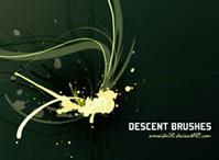 Descent Brushes