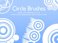 Vector Circle Brushes
