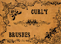 Curly Brushes