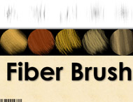 Photoshop Fiber Brushes