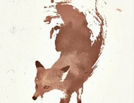 Watercolour Fox Brushes
