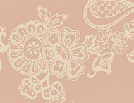 Vintage Lace Ornament