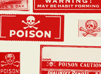 Poison Labels