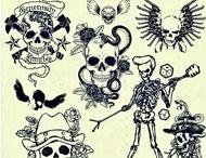 Retro Skull Pack