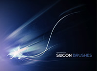 Silicon Brushes