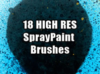 Spraypaint Brushes