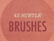 Subtle Brushes