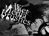 Wet Medium Brushes